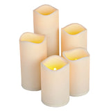 Party Lights - 5pc LED Candles