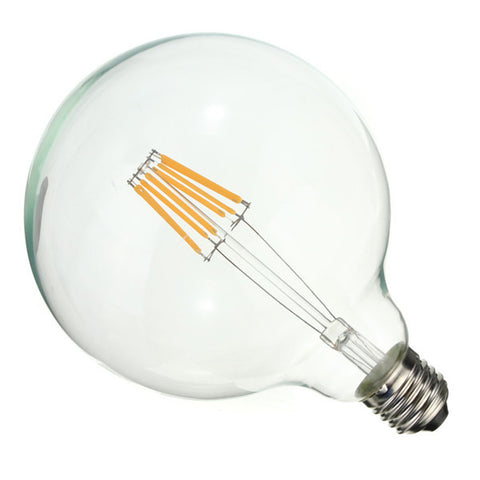 LED Bulb - Dimmable 4W Filament Opalina