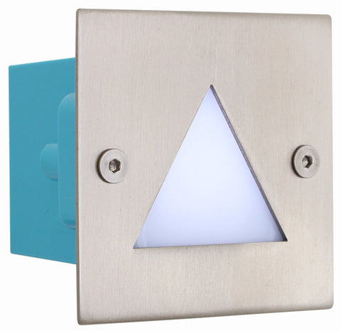 LED Foot Light - Square (Triangle) Eurolux