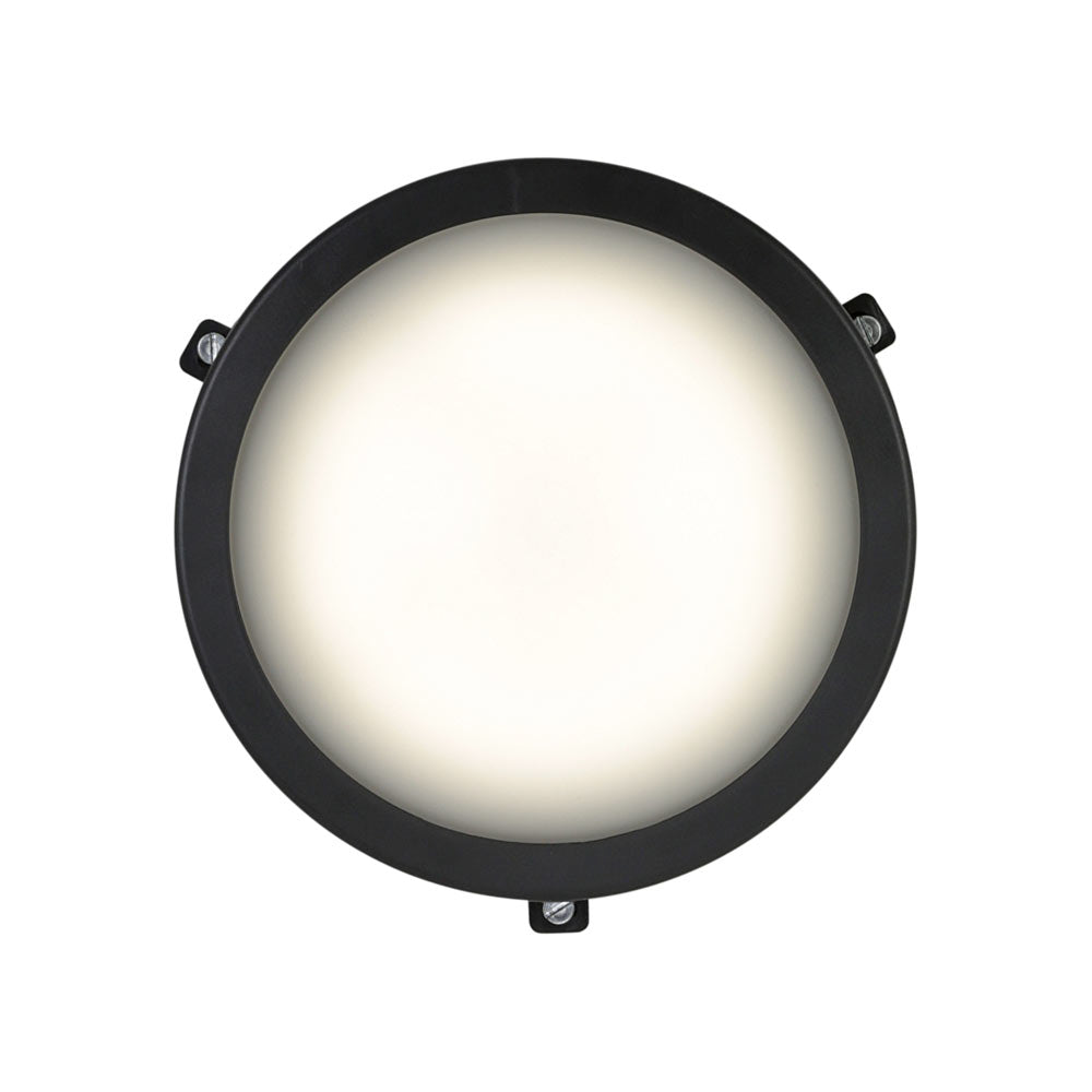 LED Round Bulkhead - 12W Outdoor