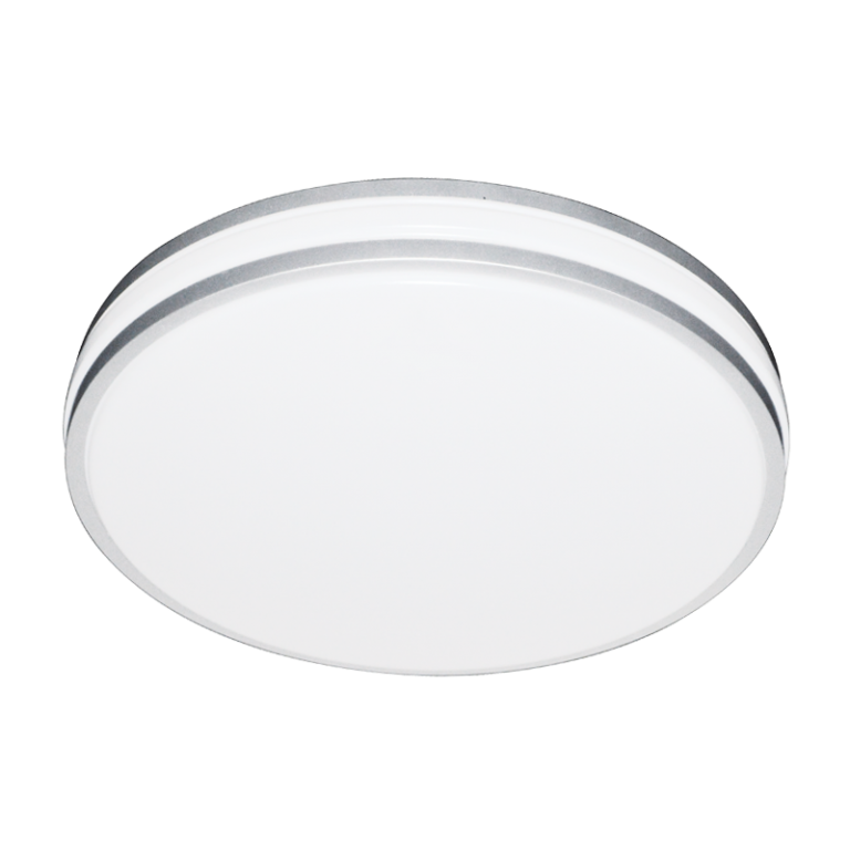 LED Ceiling Light - Silver Edge - 16W / 22W