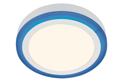 LED Ceiling Light - 16W & 24W - Warm / Cool & Blue