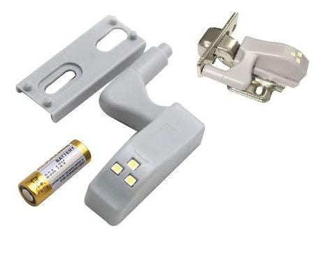 LED Hinge Light - 2 Pack