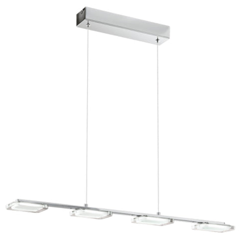 LED Pendant - Cartama Square 18W