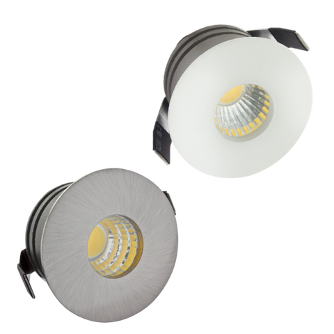 LED Down Light - 3W LED Starlight Round or Square