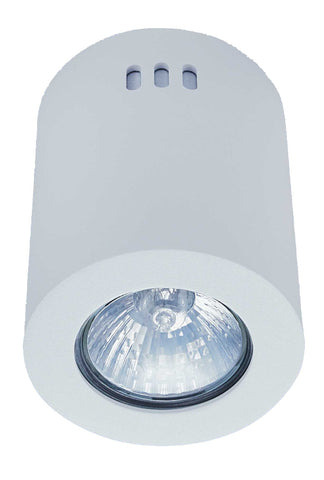 LED GU10 Surface Mounted Downlight Holder Round