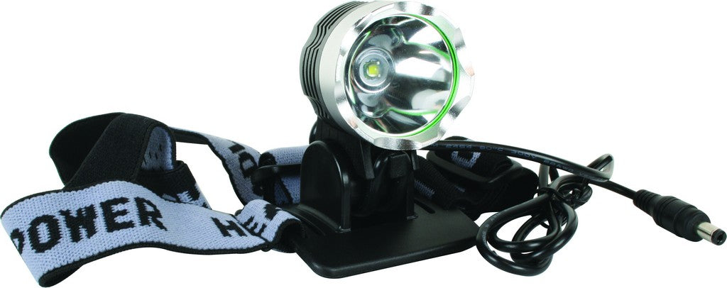 LED Bicycle Light Kit - Rechargeable 1000 Lumens