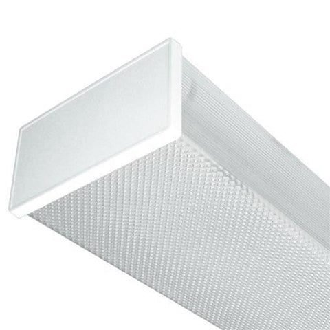 LED Fluorescent Fitting with Diffuser