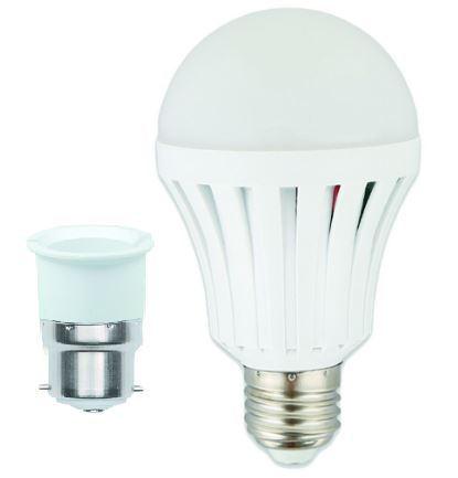 LED Emergency Rechargeable A60 Bulb - 5W