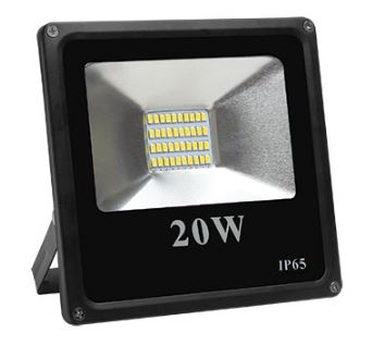 LED Flood Light - 20W 24Vdc