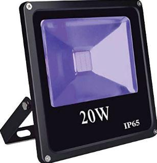 LED UV-A Flood Lights - 20W