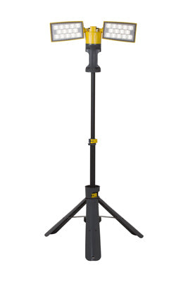 LED Work Light - 92W Lutec Heavy Duty Work Light (Telescopic)
