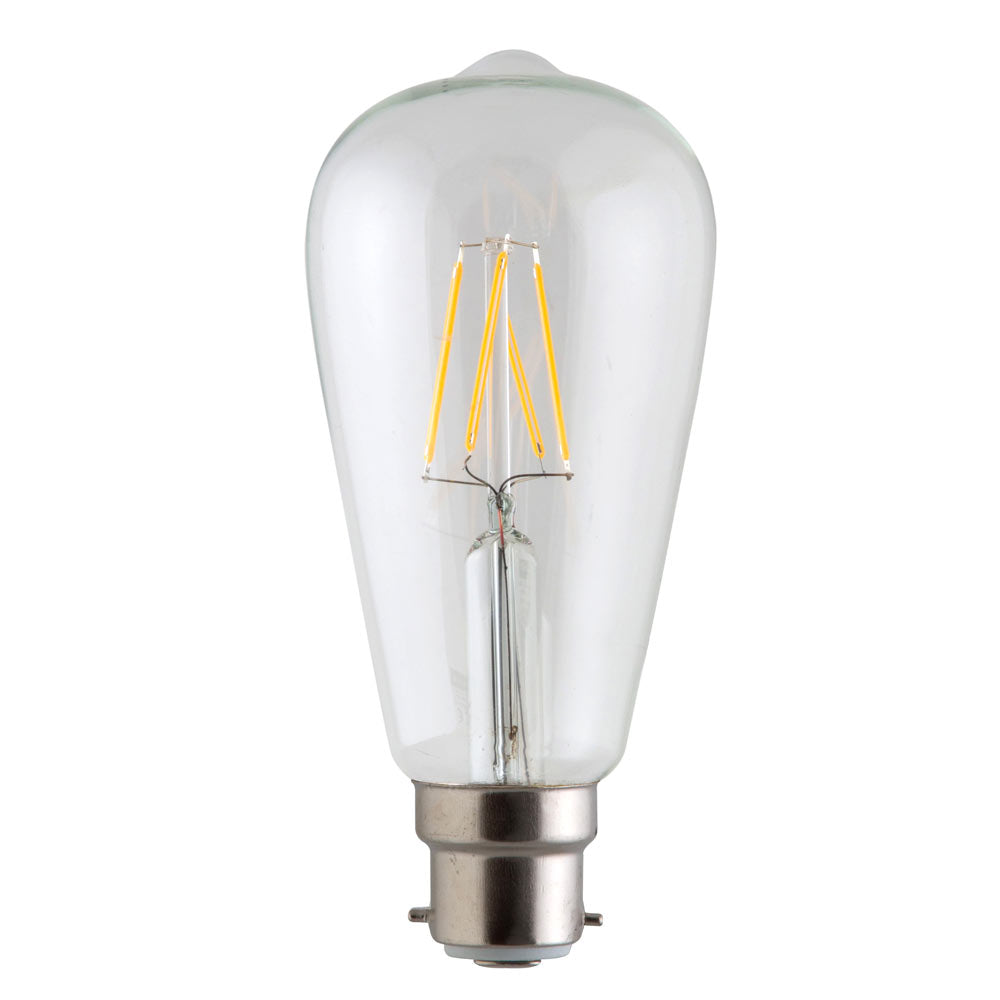 LED Bulb - 4W Filament LED Squirrel Cage