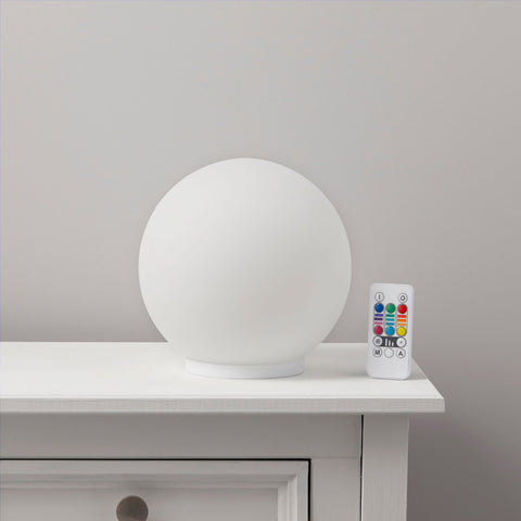 LED Table Lamp - Glam RGB + Warm White