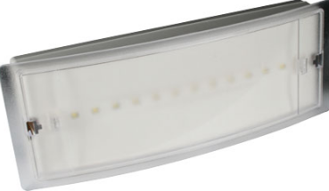 LED Emergency Light - 12 LED Non-Maintained