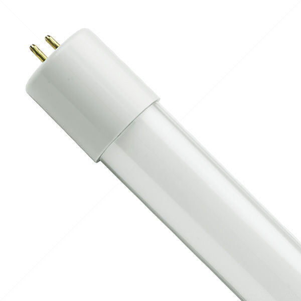 LED Plastic (PVC) Tube - T8 600mm (2ft)