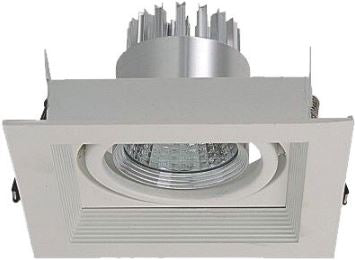 LED Down Light - Grille Recessed LED Downlight