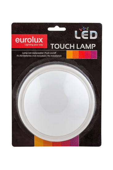 LED Mini Touch Lamp