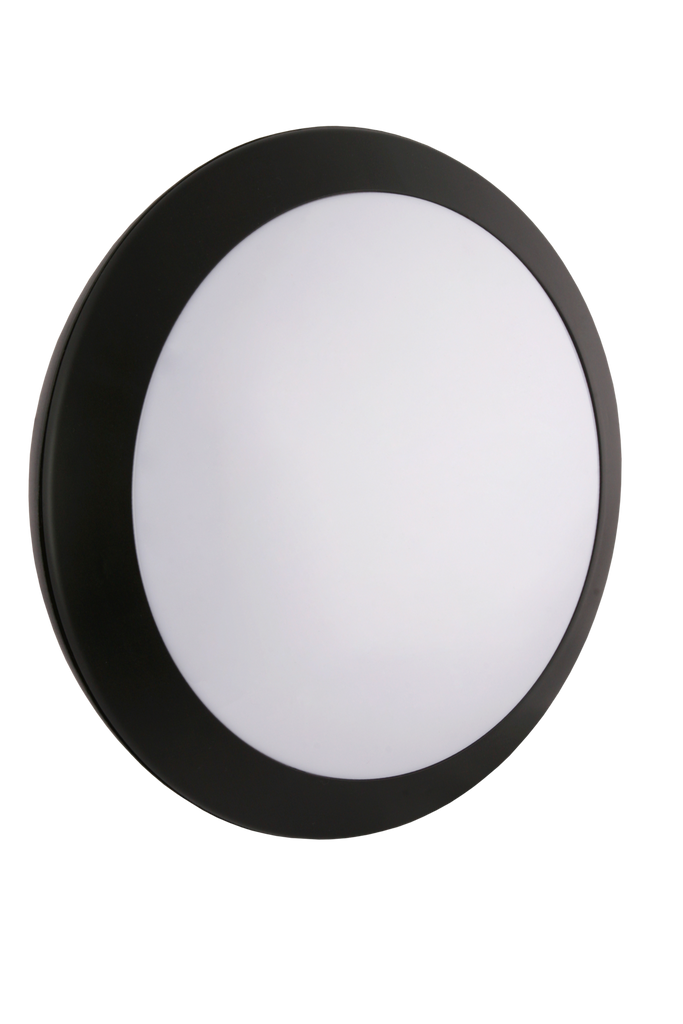 LED Bulkhead - Round Outdoor IP65 - 12W / 18W / 22W