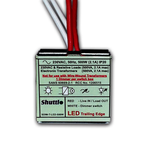 Shuttle LED Dimmer Module