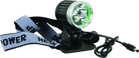 LED Bicycle Light Kit - Rechargeable 3000 Lumens