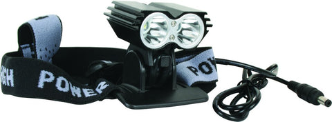 LED Bicycle Light Kit - Rechargeable 2400 Lumens