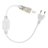 220V LED Neon Flex - Power Cable