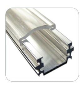 LED Extrusion Covers (2m)