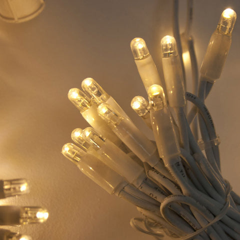 LED Curtain Lights - 2m x 1.5m / 3m Rubber Cable