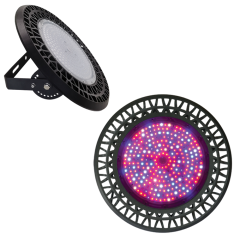 LED Grow Light: 200W UFO