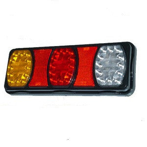 Led Truck Trailer Tail Light Oval Future Light Led
