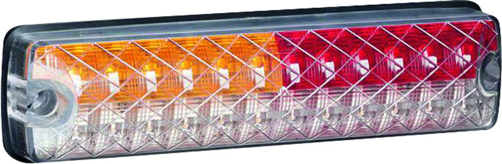 LED Truck / Trailer Tail Light - Slim