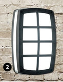 LED Wall Light - Rectangle