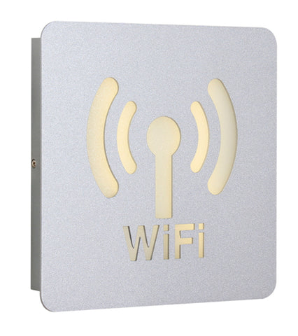 LED WiFi Sign