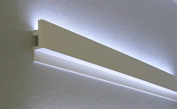 Led Uplight Cornice Straight Future Light Led Lights
