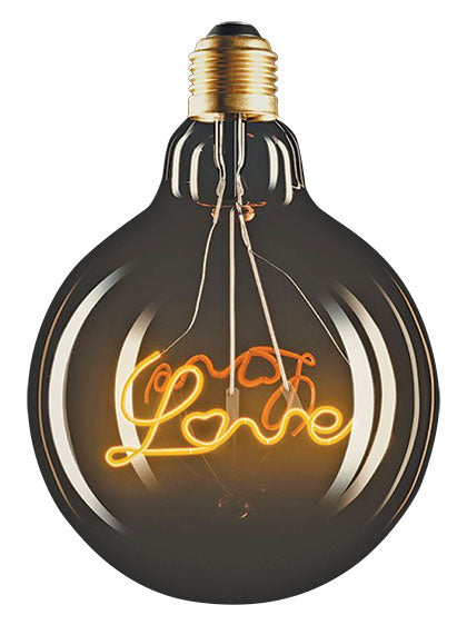Decorative LED Bulb - Love LED Bulb