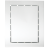 Battery Operated LED Mirror