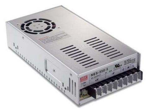 LED Power Supply - Meanwell 24V DC - 75W / 150W / 350W