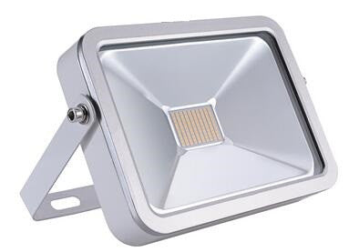 LED Flood Lights - Mini SMD / White Housing - 10W / 20W / 30W / 50W