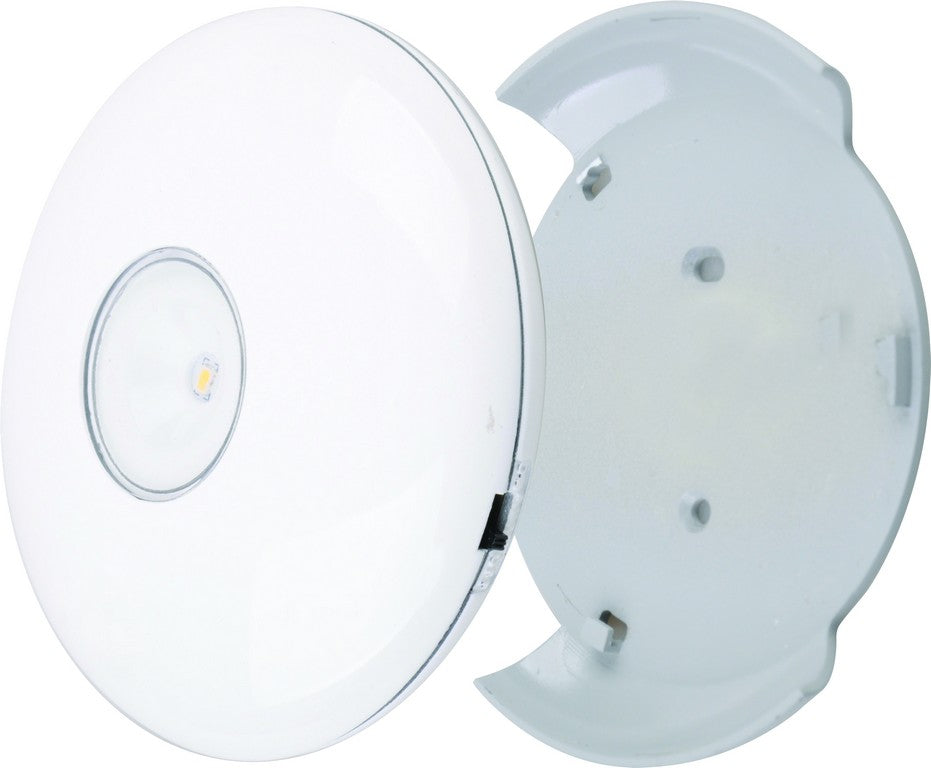 Battery Operated Cabinet Light - Round (Motion Sensor)
