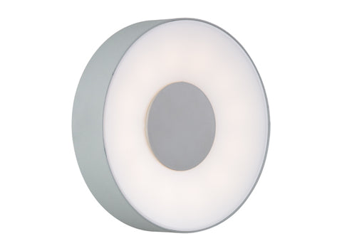 Lutec - Ublo LED Ceiling/Wall Light Round 6.3W / 11W