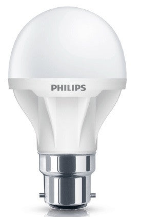 LED Bulb - Philips EcoBright 6W - E27 / B22