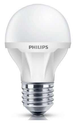LED Bulb - Philips EcoBright 5W - E27 / B22