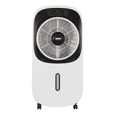 Rechargeable Fan - Mist Fan with LED Light (Remote)