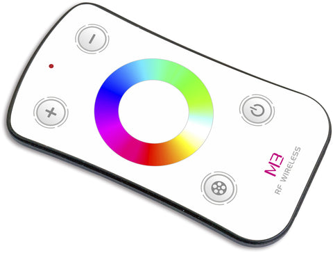 LED Strip Light - RF RGB Remote Controller