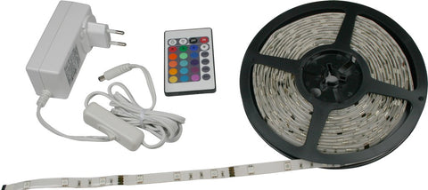 LED Striplight Kit - RGB Plug & Play