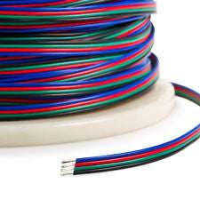 LED RGB Strip Light Extension Wire