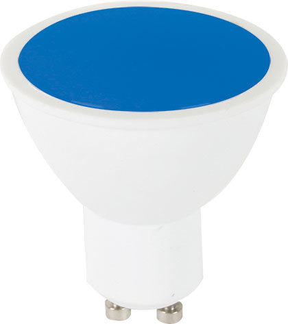 LED Down Light - 3W Red / Green / Blue / Yellow