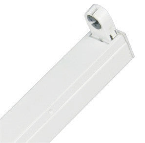 Open Channel LED Fluorescent Tube Fitting - 4 Foot