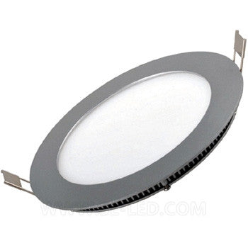 Slimline Aluminium LED Downlights - 6W, 12W, 18W